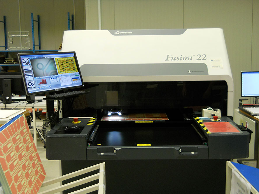 Automated optical inspection (AOI)