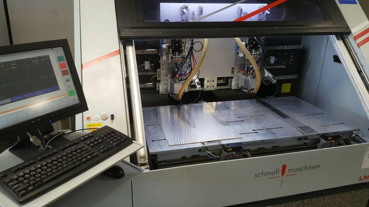 CNC Bohren